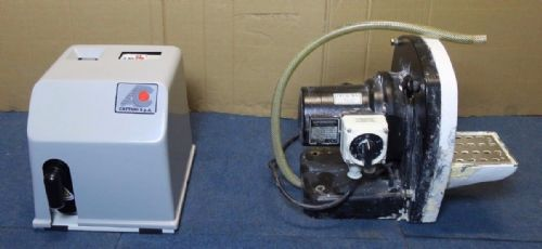 Cattani Hydrocyclone Amalgam Separator 220V + Wassermann Model Trimmer HSS-AZ